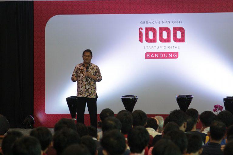 1.000 Startup Digital: Anak Muda Bandung Antusias Ikut Ignition