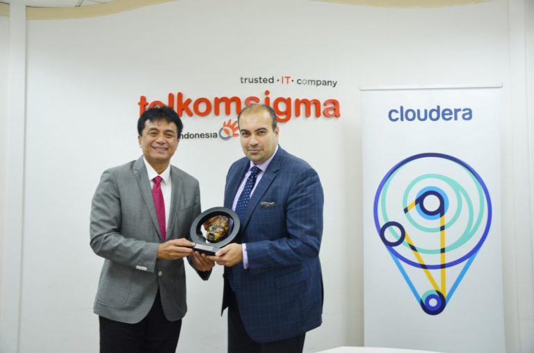 Cloudera dan Telkomsigma Dorong Nilai Bisnis dengan Analitik Big Data