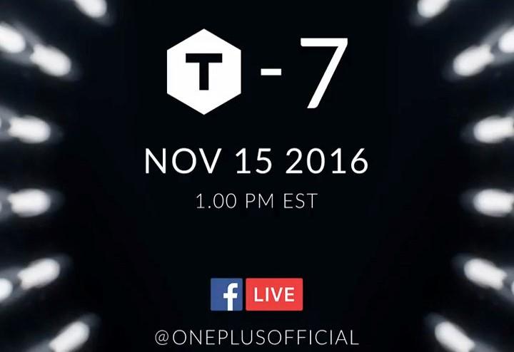 OnePlus 3T Rilis 15 November
