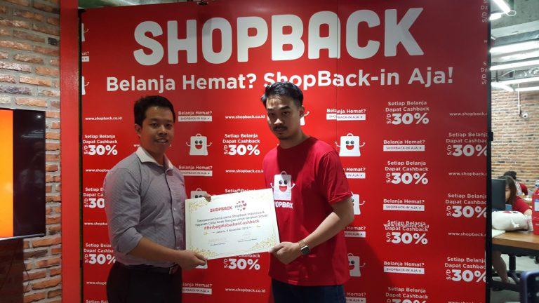 Ajak Teman Daftar ShopBack, Bisa Bantu Yayasan Cinta Anak Bangsa