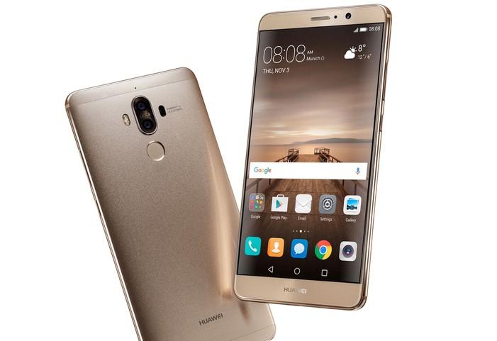 Huawei Luncurkan Huawei Mate 9 dengan Kamera Leica Dual-Lens