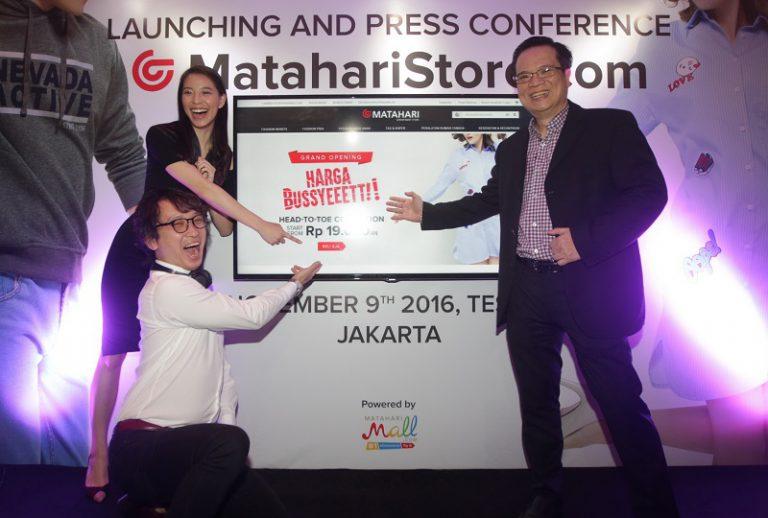 Kepincut Gairah E-Commerce, Matahari Department Store Luncurkan MatahariStore.com