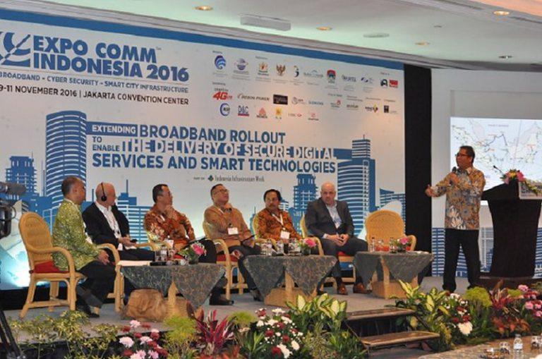 Menkominfo: Pemerintah Sasar Infrastruktur TIK Kedua Terbesar di ASEAN di 2019