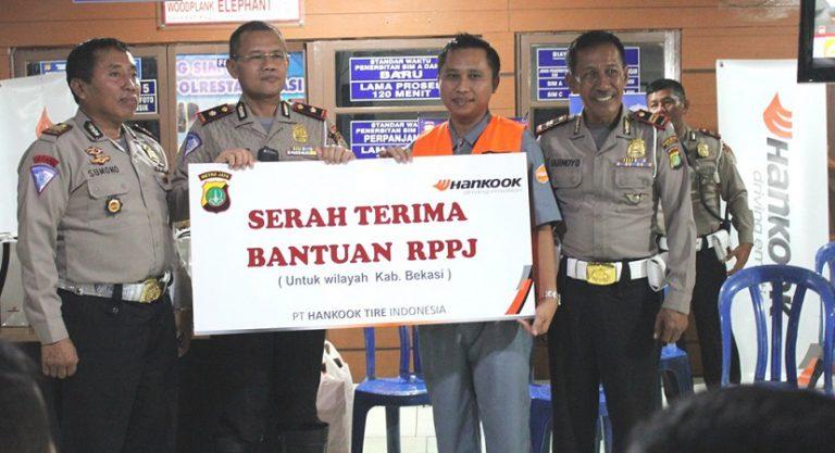 Hankook Tire Indonesia Turut Kampanyekan Keselamatan Berkendara