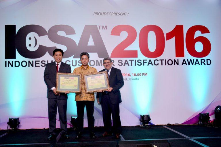 Toyota-Astra Motor Raih Penghargaan dari Dua Ajang Berbeda