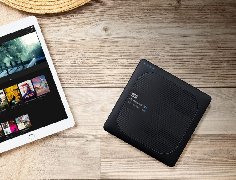 WD My Passport Wireless Pro 3 TB: Streaming Konten Multimedia Bisa, Akses File via Wireless Juga Bisa!