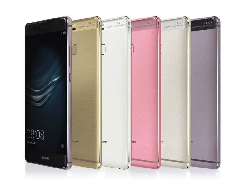 Sejak Dirilis April, Huawei P9 Sudah Tembus Penjualan 9 Juta Unit di Seluruh Dunia