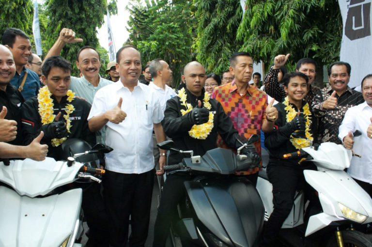 GESITS Berhasil Lalui Uji Jawa-Bali, Tempuh Lebih dari 1.200 Kilometer