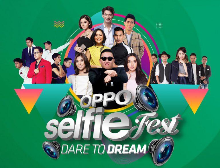 OPPO Gelar Mega Konser Bertajuk OPPO Selfie Fest