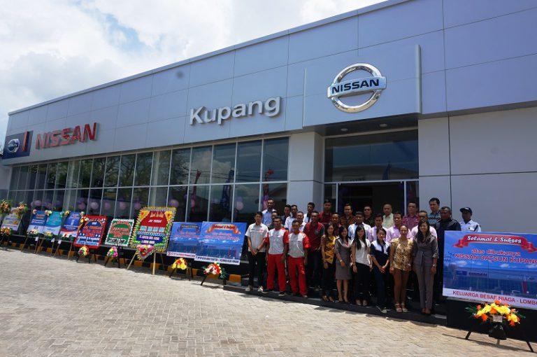 Lebarkan Sayap Layanan, Outlet Nissan – Datsun Hadir di Kota Kupang