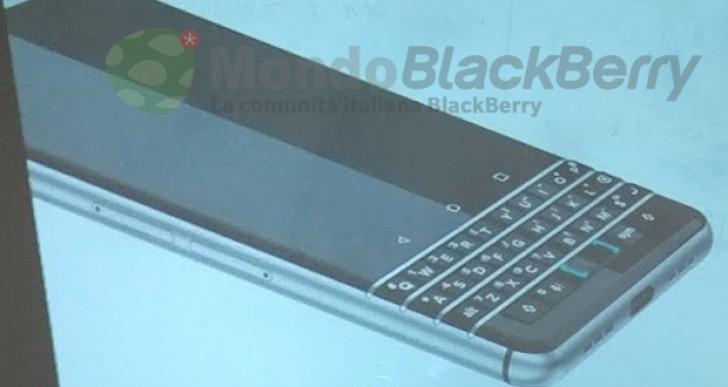 Berkode Mercury, Blackberry Sedang Siapkan Handset Berkeyboard Fisik