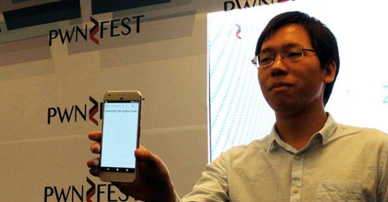 Kurang dari Satu Menit, Hacker Berhasil Meretas Smartphone Google Pixel