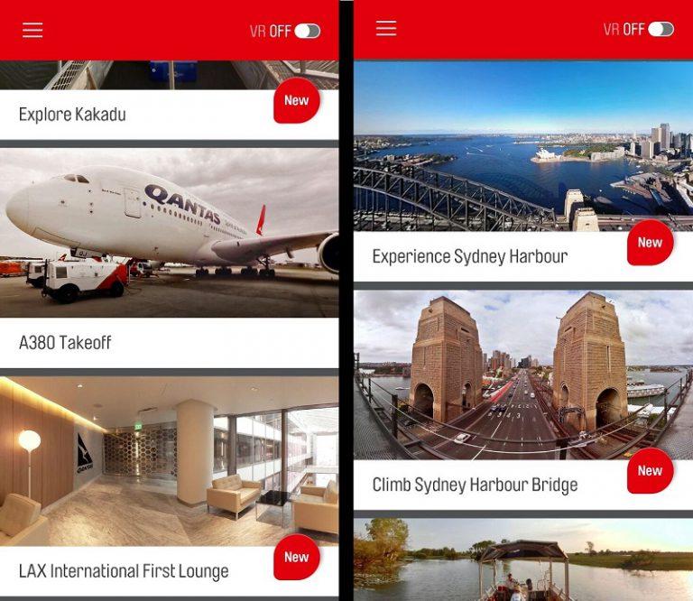 Ajak Lebih Mengenal Australia, Qantas Rilis Aplikasi Virtual Reality