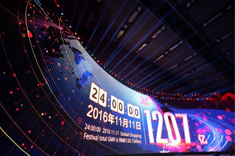 Alibaba Global Shopping Festival 11.11Bukukan Pendapatan USD 17,8 Miliar