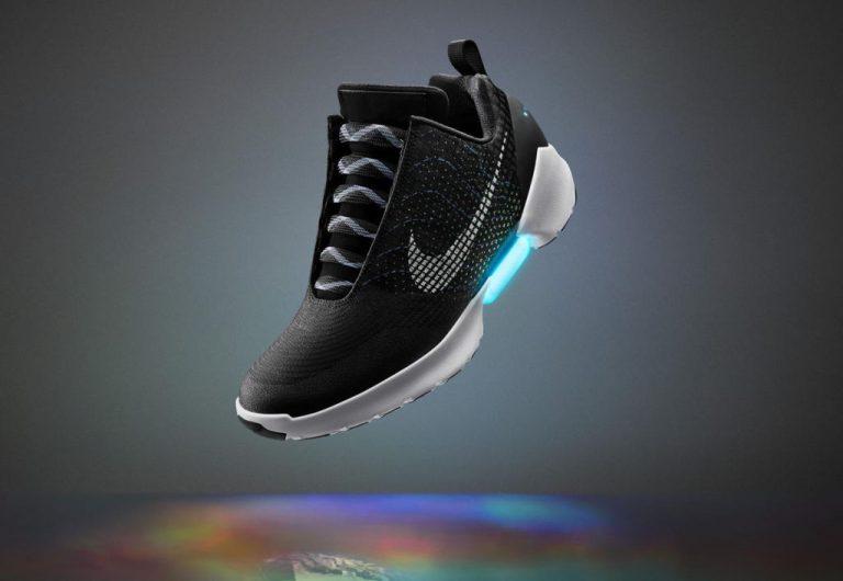 Sepatu Nike HyperAdapt dengan Kemampuan 'Self-Lacing' akan Dijual Seharga Rp 9 Jutaan