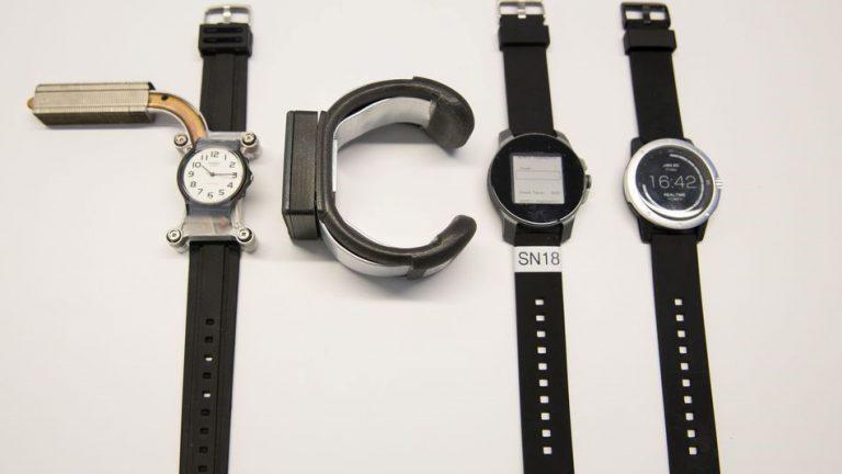 Smartwatch Ini Bekerja Memanfaatkan Panas Tubuh Penggunanya