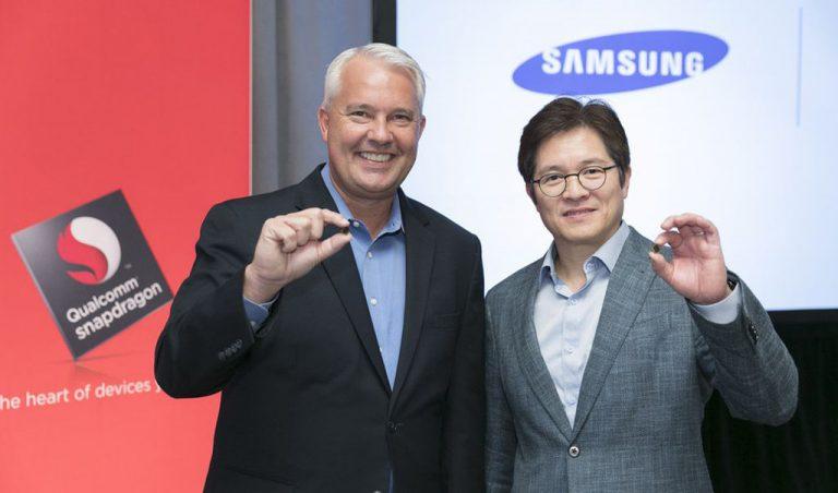 Qualcomm Pastikan Prosesor Snapdragon 835 akan Diproduksi dengan Teknologi Proses Samsung FinFET 10 nm