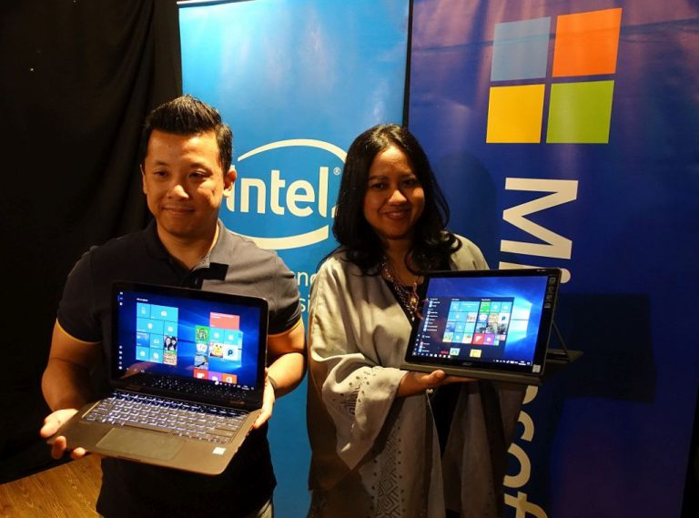 Tren Mobilitas dan Ancaman Malware, Microsoft Ajak Konsumen 'Find Your New PC Love'