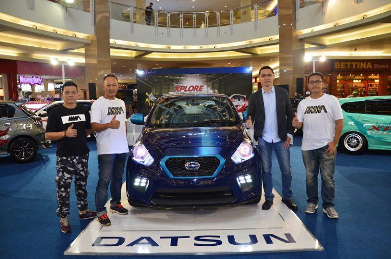 Datsun Xplore Your Style 2016 Sambangi Kota Pahlawan