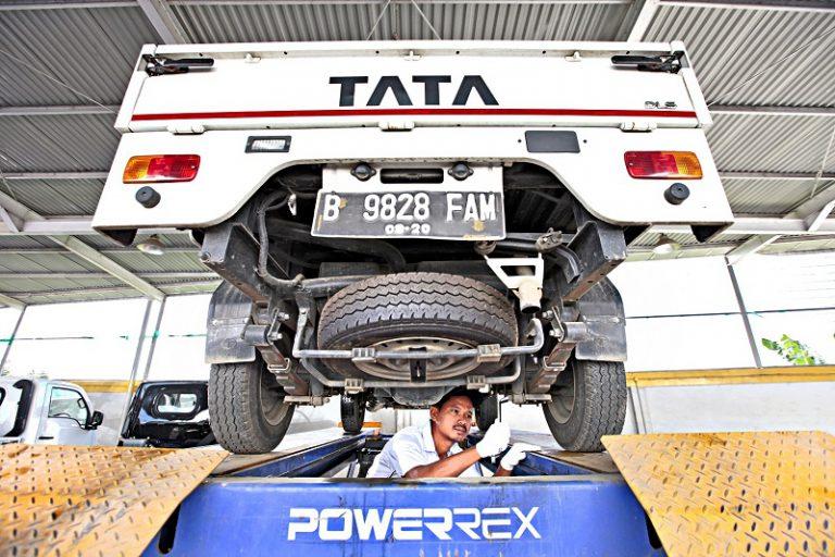 Tata Motors Gelar Program Global Service Campaign 2016