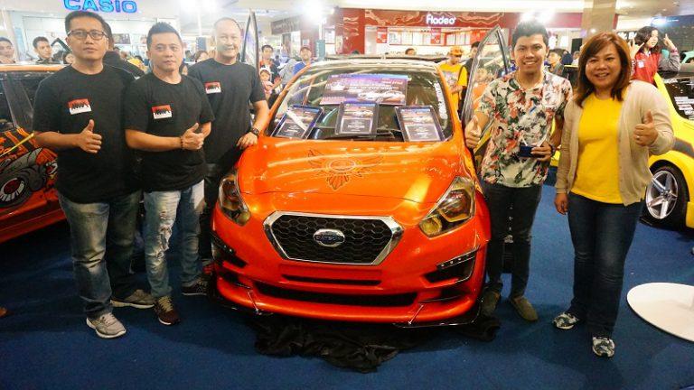 Inilah Pemenang Datsun Xplore Your Style 2016 di Surabaya