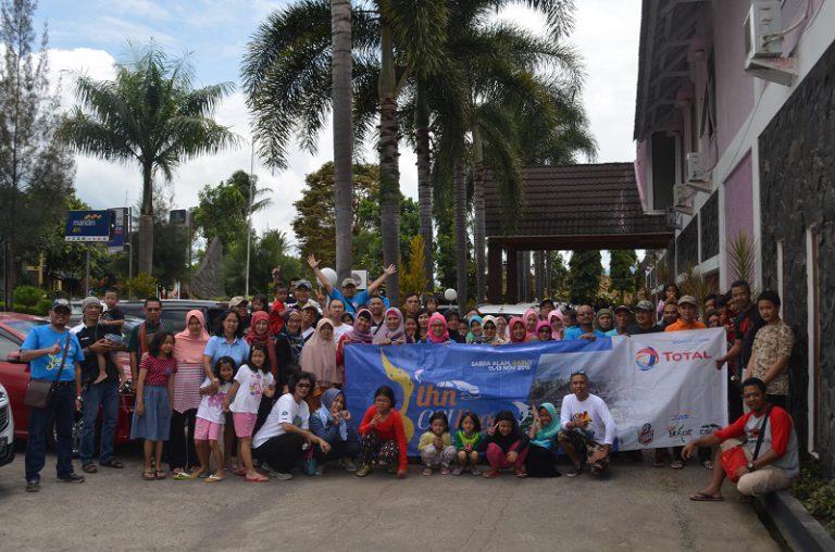 Ulang Tahun Ke-3, CSI Wilayah Bogor Touring ke Garut