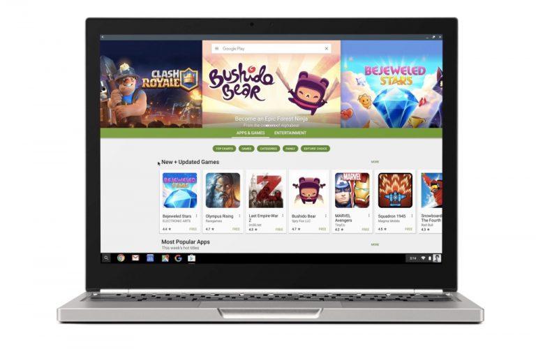 Empat Chromebook Lagi Dapat Dukungan Bisa Jalankan Aplikasi Android