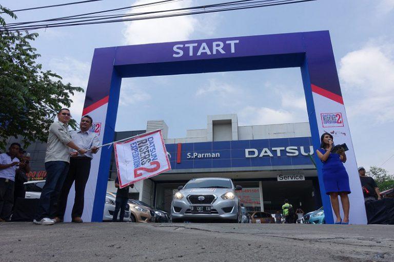 Datsun Risers Expedition 2 Kembali Bergerak, Malang Kota Ke-3 yang Disambangi