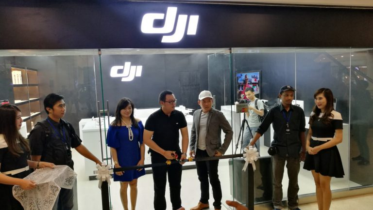 DJI Sudah Punya Experience Store di Indonesia