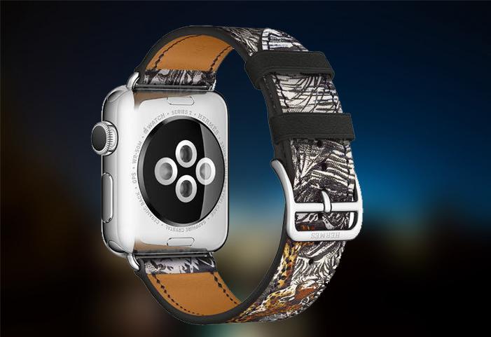 Hermes Luncurkan Tali Jam Eksklusif dan Terbatas untuk Apple Watch
