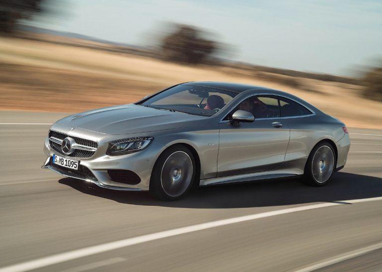 Mercedes-Benz Luncurkan AMG S 63 Coupe dan SL 400