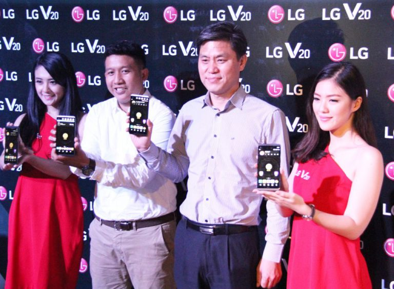 Harga Rp 9,5 Juta, Flagship LG V20 'Audiophile-centric' Resmi Bergulir di Indonesia
