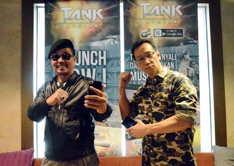 "MOGA Rilis Game Baru ""Tank Strike"" dengan Teknologi 3D Unity"