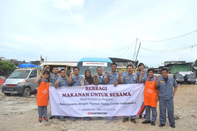 Bantu Masyarakat Kekurangan, Hankook Tire Jalankan Meal Assistance Program