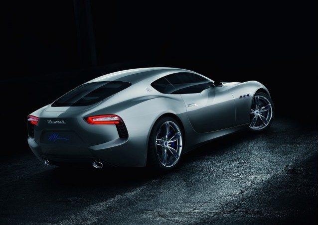 Maserati Siapkan Mobil Listrik untuk Tahun 2020