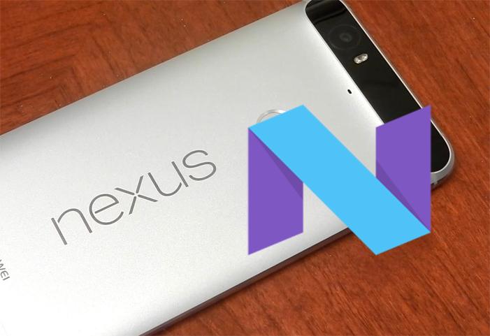 Pengguna Nexus, Awal Desember Bisa Beralih ke Nougat