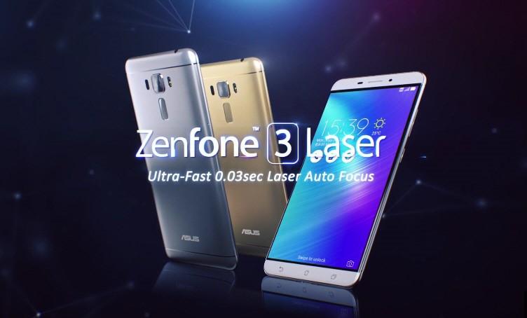 Lengkapi Jajaran Zenfone 3, ASUS Zenfone 3 Laser Sudah di Indonesia