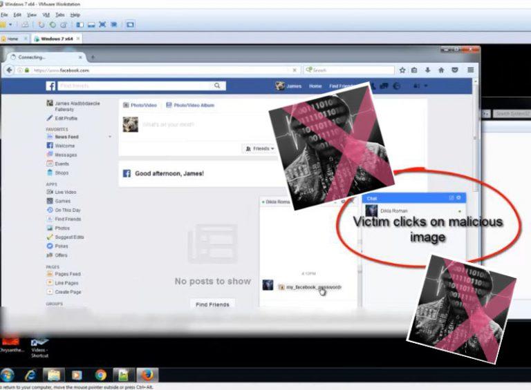 Awas! Facebook dan LinkedIn Ditunggangi Ransomware Locky untuk Menginfenksi PC