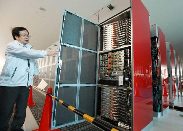 Ingin Lampaui Cina, Jepang akan Bangun Superkomputer Tercepat di Tahun 2018