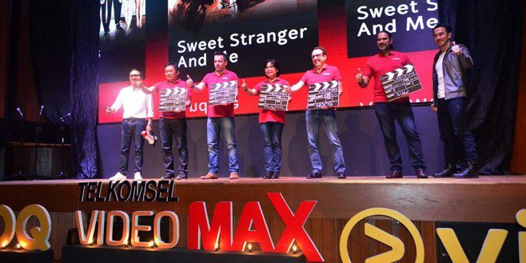 Manjakan Pelanggannya yang Suka Film dan Serial TV, Telkomsel Luncurkan VideoMAX
