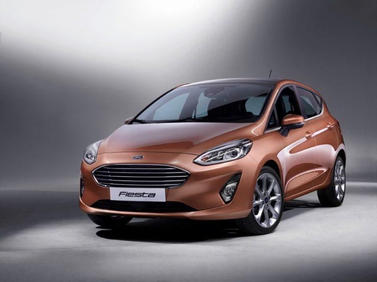Ford Perkenalkan Lini Produk Fiesta untuk Model 2018