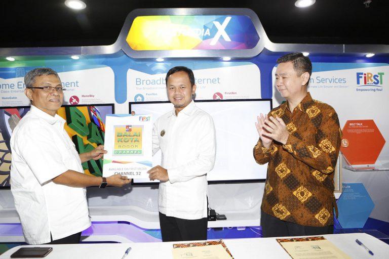 Informasi Seputar Bogor Hadir di Kanal Khusus First Media