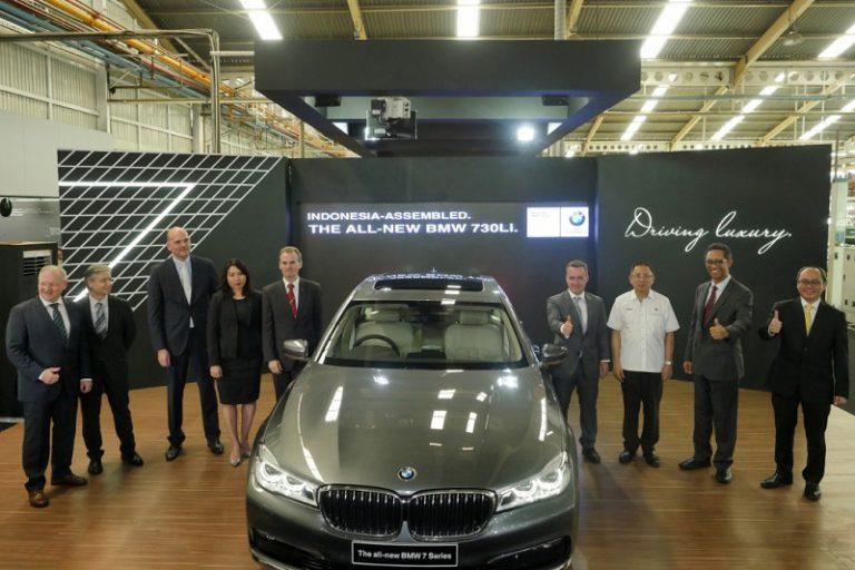 BMW Indonesia Luncurkan All-New BMW 730Li, Dirakit Secara Lokal