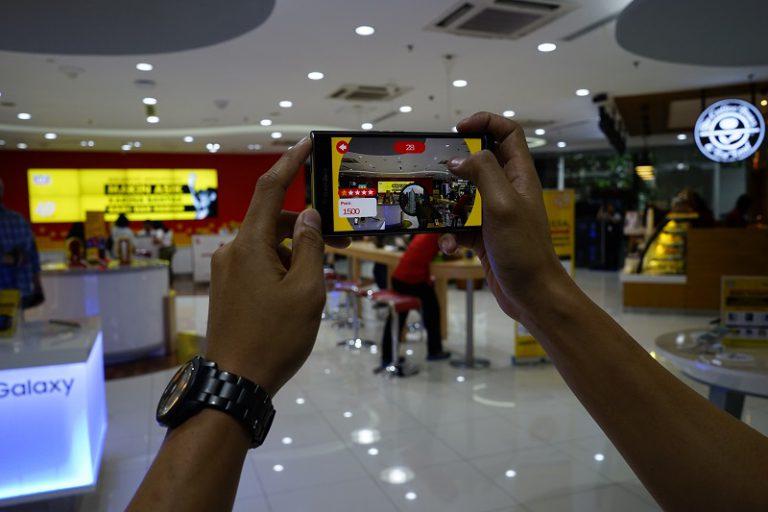Indosat Ooredo Ajak Konsumen Coba Pengalaman Digital Entertainmen di Gerainya