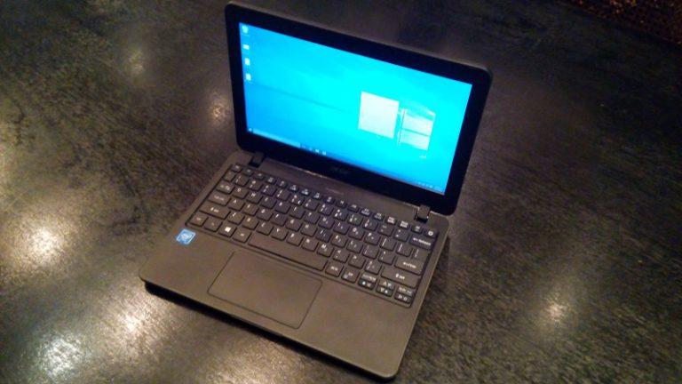 Acer TravelMate B117, Laptop untuk Pelajar dengan Fitur Anti Tumpahan Air