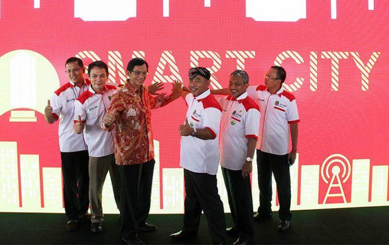 Setelah Bogor, Telkomsel dan ITB Sasar Bekasi Kembangkan Kota Pintar