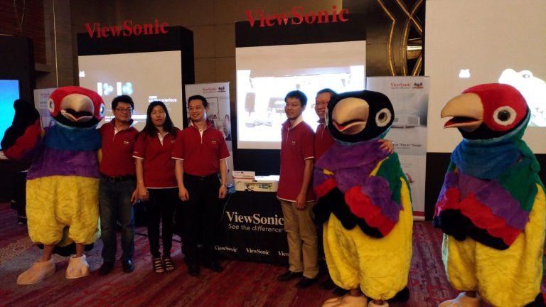 Viewsonic Hadirkan Proyektor Digital dan Monitor Gaming Terbaru di Indonesia