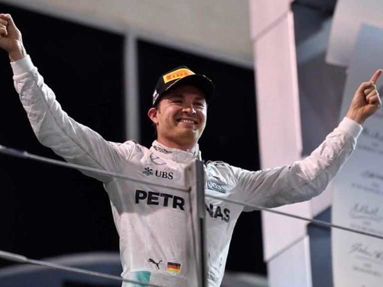 Gelar Juara Dunia Diraih, Rosberg Pensiun