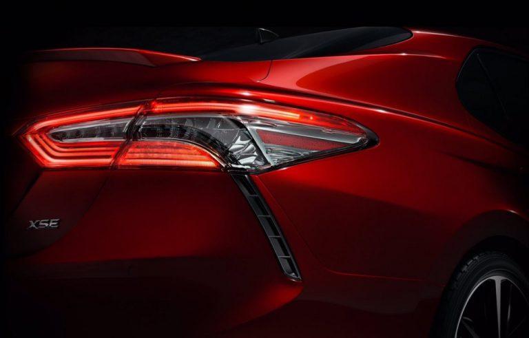 Toyota Camry Terbaru akan Diungkap di Detroit Auto Show