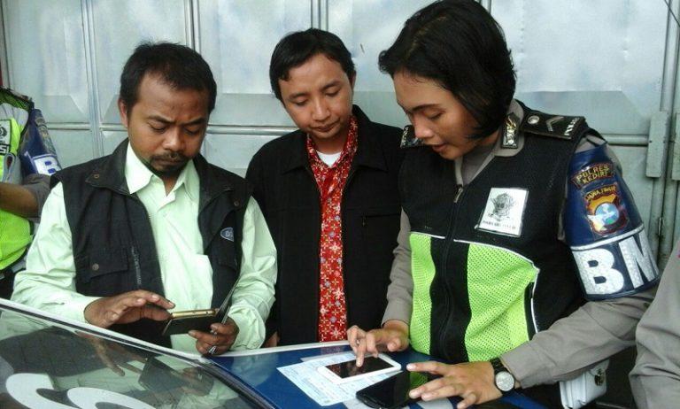 Siap Jadi Kota Pintar, Kediri Aplikasikan e-Tilang